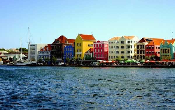 Willemstad en Curaçao