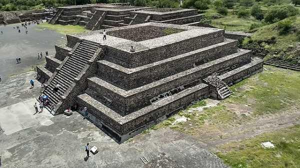 Teothuacán - excursiones desde México DF