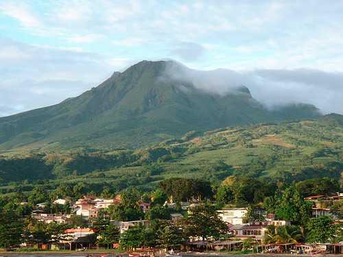 Monte Pelée 1902