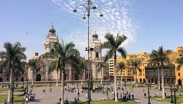 Guía de turismo en Lima