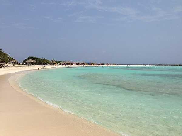 Playa Baby en Aruba
